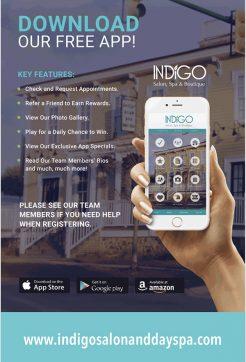 Indigo Salon, Spa & Boutique Specials01